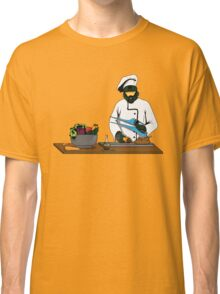 Master Chief / Chef ? Classic T-Shirt