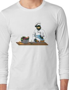 Master Chief / Chef ? Long Sleeve T-Shirt