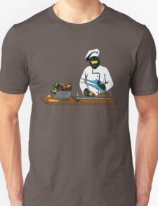 Master Chief / Chef ? Unisex T-Shirt