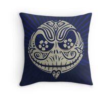 Jack de los Muertos Throw Pillow