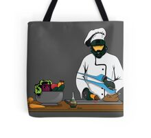 Master Chief / Chef ? Tote Bag