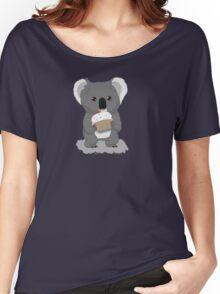 Koala and Cupcake Women's Relaxed Fit T-Shirt
