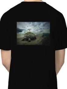 Turtle Island - Iroquois Creation Story Classic T-Shirt