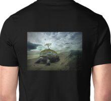Turtle Island - Iroquois Creation Story Unisex T-Shirt