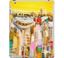 Urban colours iPad Case/Skin