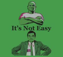 It's Not Easy Baby Tee
