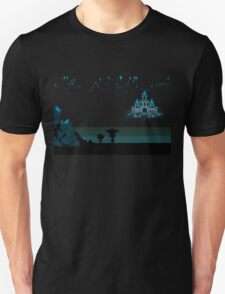 The Castle in the Mountain T-Shirt
