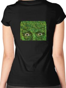 Becoming Aware Women's Fitted Scoop T-Shirt