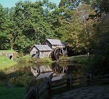 Mabry Mill  2012 by Carol E. Davis