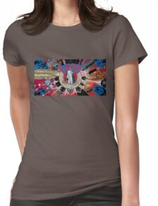 Planetary Womens Fitted T-Shirt