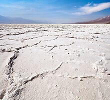 Badwater and hexagons by Owed to Nature