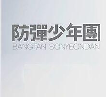 BTS/Bangtan Sonyeondan - Japanese  by skiesofaurora