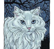 Winter Queen by Karen Gillmore