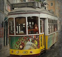 The quiet driver in Prazeres 28 by rentedochan