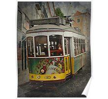 The quiet driver in Prazeres 28 Poster