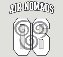 Air Nomads Jersey #06 by iamthevale