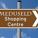 Meduseld Shopping Centre by Vince Fitter