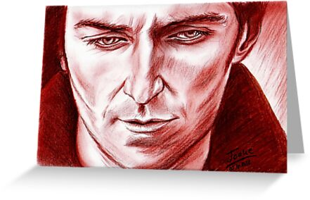 Richard Armitage, Lucas, sanguine by jos2507