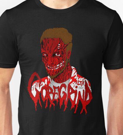 Goregrind Face Melt Unisex T-Shirt
