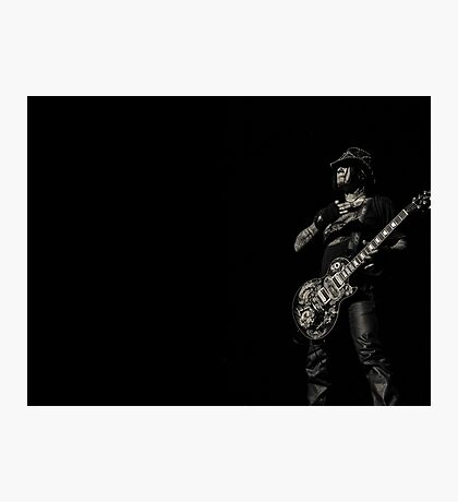 Guitar Greatness  Photographic Print