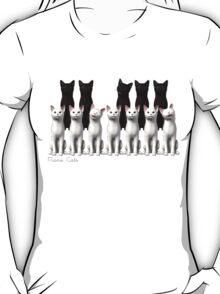 Piano Cats T-Shirt