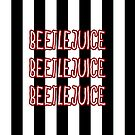 BEETLEJUICE by HECoulson