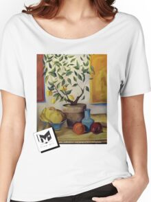 Pear and Apple Women's Relaxed Fit T-Shirt