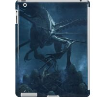 Troopers vs Space Cockroaches 5 iPad Case/Skin