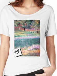 Field of Flowers Women's Relaxed Fit T-Shirt