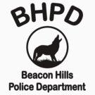 Beacon Hills Police Department by FandomPeasantry