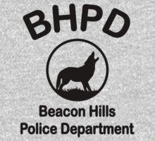 Beacon Hills Police Department Kids Tee
