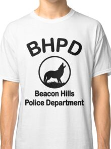 Beacon Hills Police Department Classic T-Shirt