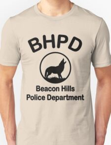 Beacon Hills Police Department T-Shirt