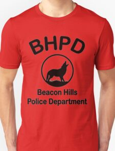 Beacon Hills Police Department Unisex T-Shirt