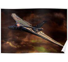 VULCAN - The Last Delta Wing Bomber Poster