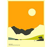 BEAR LAKE, ROCKY MOUNTAIN NATIONAL PARK Photographic Print