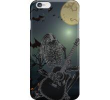 Halloween Skeleton Guitarist  Singer iPhone 4 / iPhone 5 Case / Samsung Galaxy Cases  iPhone Case/Skin