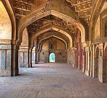 Empty Corridor by Abhishek Shukla