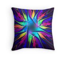 Hypnotico Throw Pillow