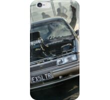 EX5LTR Tread Cemetery 2 Burnout iPhone Case/Skin