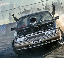 EX5LTR Tread Cemetery 2 Burnout by VORKAIMAGERY