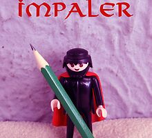 Vlad The Impaler by garigots