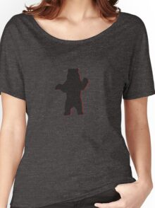 old bear Women's Relaxed Fit T-Shirt