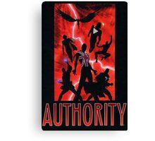 Authority Canvas Print