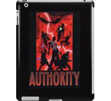 Authority iPad Case/Skin
