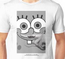 SpongeBob - Mustache Unisex T-Shirt