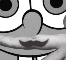 SpongeBob - Mustache Sticker