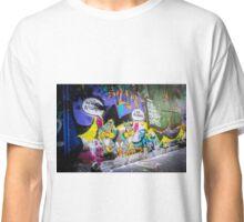 I Love Melbourne Too Classic T-Shirt
