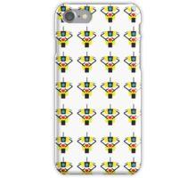 Clappy Pattern iPhone Case/Skin