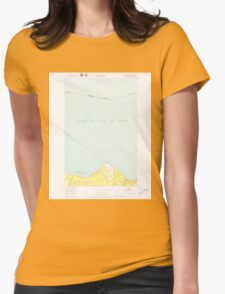 USGS Topo Map Washington State WA Angeles Point 239835 1950 24000 T-Shirt